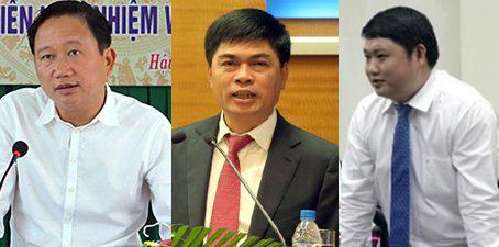 Bộ Công Thương loại 3 nhân sự khỏi quy hoạch Thứ trưởng