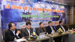 ICT Press Club công bố 10 sự kiện CNTT-TT Việt Nam 2016
