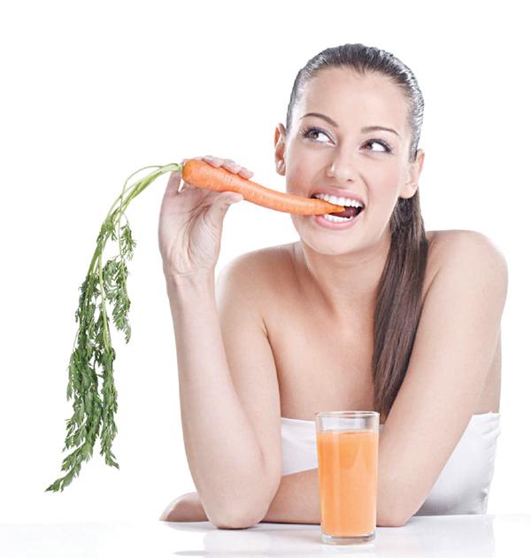 cà rốt, công dụng của cà rốt