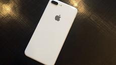 Xuất hiện phiên bản iPhone 7 và 7 Plus màu Jet White