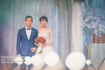 Ngắm cô dâu xinh đẹp của tay vợt Nguyễn Tiến Minh