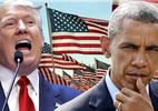 Trump 'tấn công' Obama trên mạng xã hội