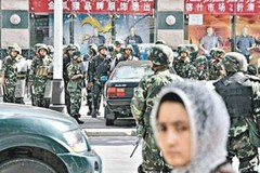 Đánh bom liều chết ở Tân Cương, 5 người thiệt mạng