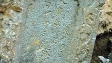 Cận cảnh ngôi mộ cổ bằng đá xanh ở Sài Gòn