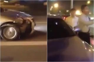 Xác định danh tính tài xế Camry gây tai nạn bỏ chạy