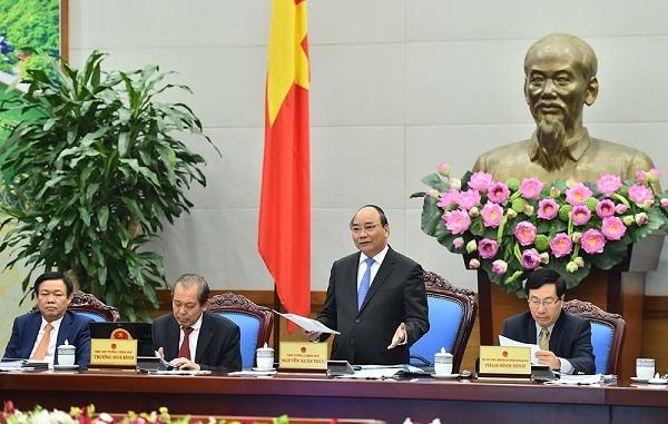 Thủ tướng Nguyễn Xuân Phúc, ùn tắc giao thông, nhà cao tầng nội đô