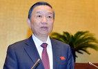 Bộ trưởng CA đề xuất Bộ Chính trị ra chỉ thị chống chệch hướng kinh tế