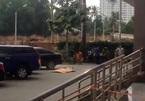 Người nước ngoài rơi từ tầng 16 chung cư ở Sài Gòn