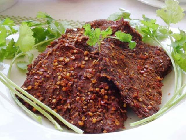 cách làm thịt bò khô từ thịt lợn, làm thịt bò khô từ thịt lợn, cách làm thịt bò khô, món ăn ngon, món ăn ngon mỗi ngày, dạy nấu ăn, nộm bò khô