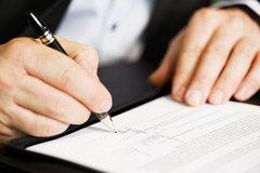 Kì lạ công ty ký hợp đồng thuê nhà nhưng không có dấu