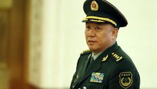 Lần đầu ở Trung Quốc: Thượng tướng bị điều tra tội nhận hối lộ