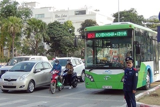 Đi thế nào để không bị phạt khi xe buýt nhanh BRT hoạt động?