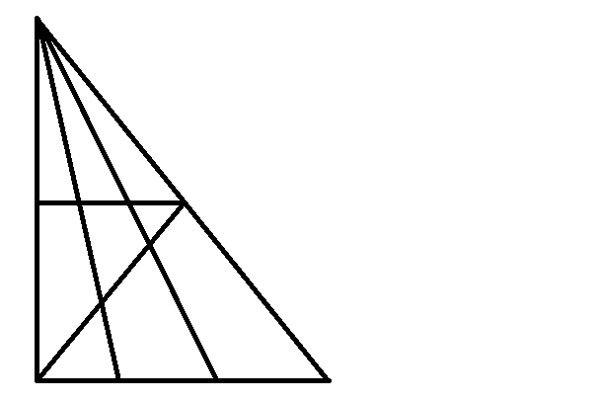 bài toán, bài toán hay, đếm hình tam giác