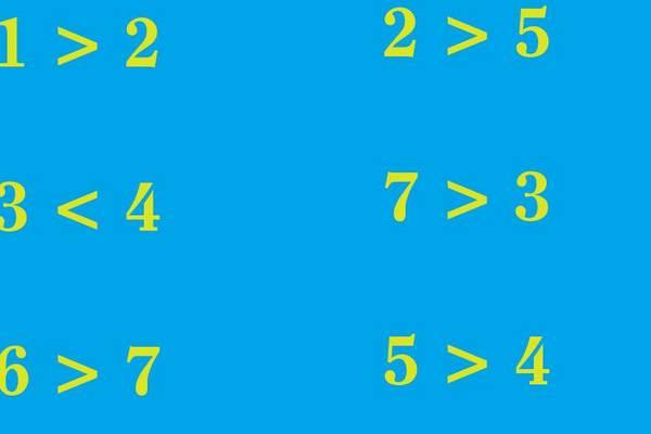Bài toán đảo lộn giá trị khiến người giải đau đầu