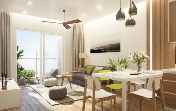 Loạt dự án bất động sản mở bán cuối năm