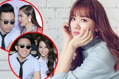 Hari Won xác nhận không phải làm đám cưới để 'chạy bầu'