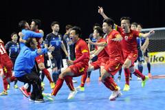 """Đi World Cup, Futsal Việt Nam vắng mặt trên toàn """"mặt trận"""" bầu chọn"""