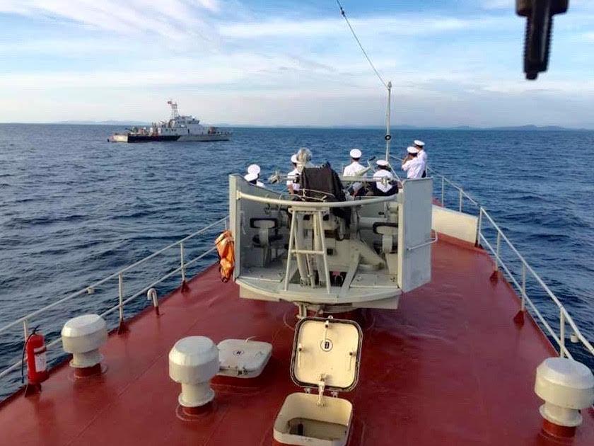 Hải quân, Hải quân VN, Hải quân Campuchia, tuần tra chung