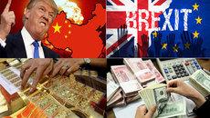 Thất thường 2016: Vàng, USD biến động khôn lường