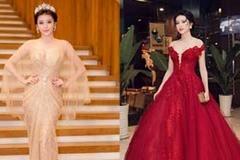 Những chiếc váy giúp Huyền My vượt mặt tất cả sao Việt để thống trị thảm đỏ 2016