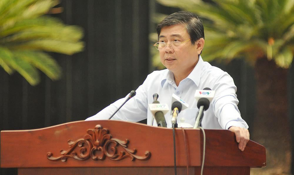 TPHCM, kinh tế xã hội, Nguyễn Thành Phong, giải pháp, chống ngập, kẹt xe, tân sơn nhất
