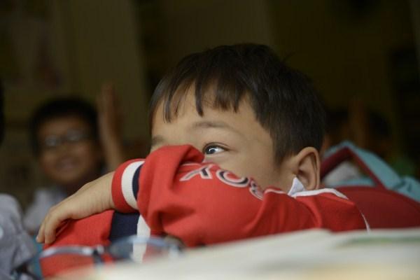Lớp học giữa Sài Gòn của các cô cậu bé không biết mùi học thêm - ảnh 5
