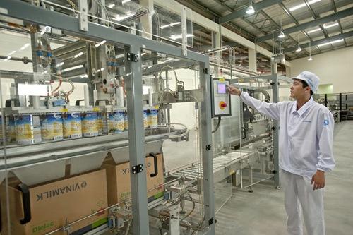 Vinamilk và những nhà máy ngàn tỉ