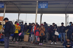 Hà Nội: Ra 'tối hậu thư' cho nhà xe bỏ rơi khách ở Mỹ Đình