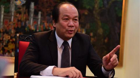 Bộ trưởng Mai Tiến Dũng: Làm việc bằng cái tâm, không 'đánh võng'