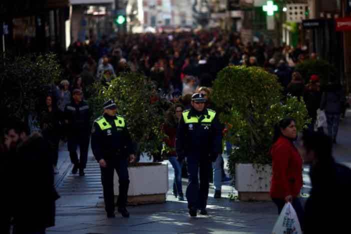 Châu Âu thắt chặt an ninh trước thềm năm mới
