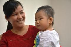 Người mẹ quyết sinh con khi biết bé bị tim bẩm sinh