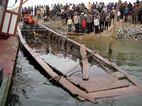 Chìm ghe chở 34 người đi đám cưới, mẹ chú rể tử vong
