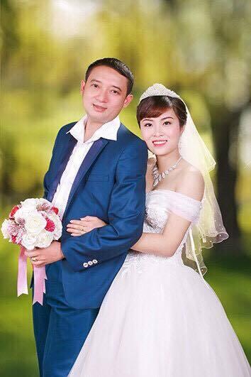 Nhan sắc vợ mới 9x kém 15 tuổi của danh hài Chiến Thắng