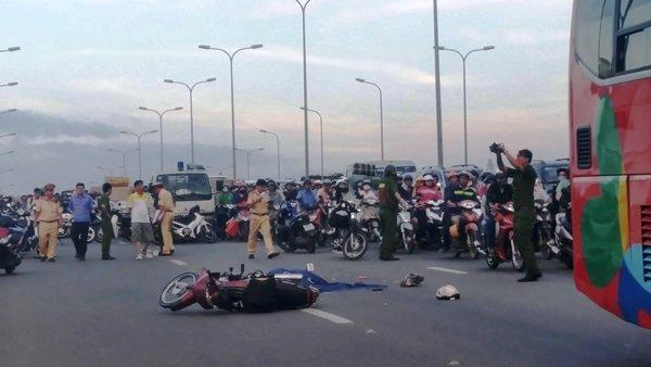 23 người chết vì TNGT trong ngày đầu nghỉ Tết dương lịch