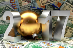 Tỷ giá ngoại tệ ngày 1/1/2017: Năm thứ 4 liên tiếp tăng giá toàn cầu