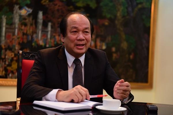 Bộ trưởng Mai Tiến Dũng, Chủ nhiệm VPCP, tổ công tác của Thủ tướng, kiểm tra bộ ngành