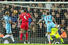 Video bàn thắng Liverpool 1-0 Man City