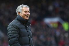 Mourinho reo vui: Học trò của tôi thật phi thường!