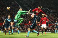 Ibrahimovic bị trọng tài cướp bàn thắng trắng trợn