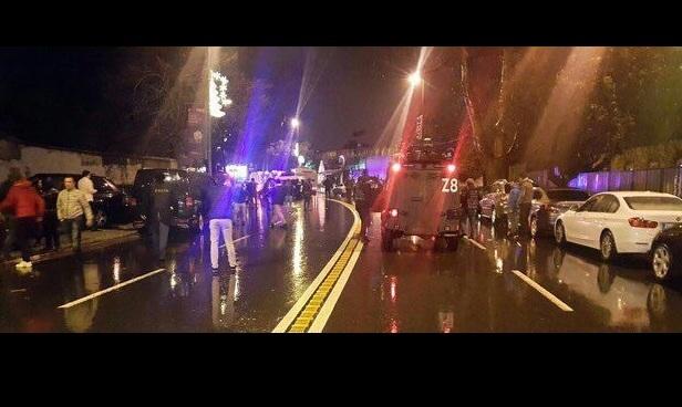 Video tấn công hộp đêm ở Istanbul, ít nhất 39 người chết