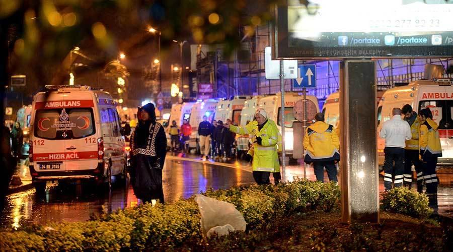 Tấn công hộp đêm ở Istanbul, ít nhất 39 người chết
