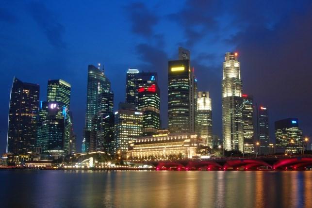 Singapore xây dựng hệ thống quản lý giao thông hiện đại cho drone