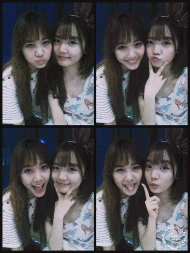 Dân mạng tìm kiếm em gái xinh đẹp của Hari Won