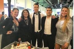 Ronaldo, Messi và Sharapova nô nức chào năm mới 2017