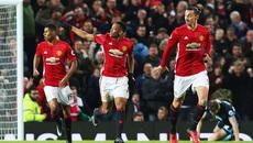 Dư âm MU: Martial hồi sinh, Mourinho nhớ lắm Carrick