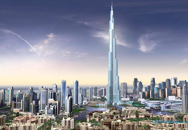 Trung Quốc xây tòa tháp đôi cao nhất thế giới ở Campuchia