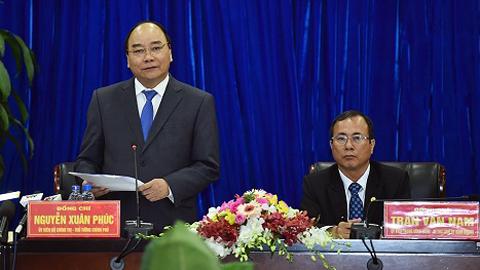 Thủ tướng kỳ vọng Bình Dương luôn là đầu tàu kinh tế phát triển