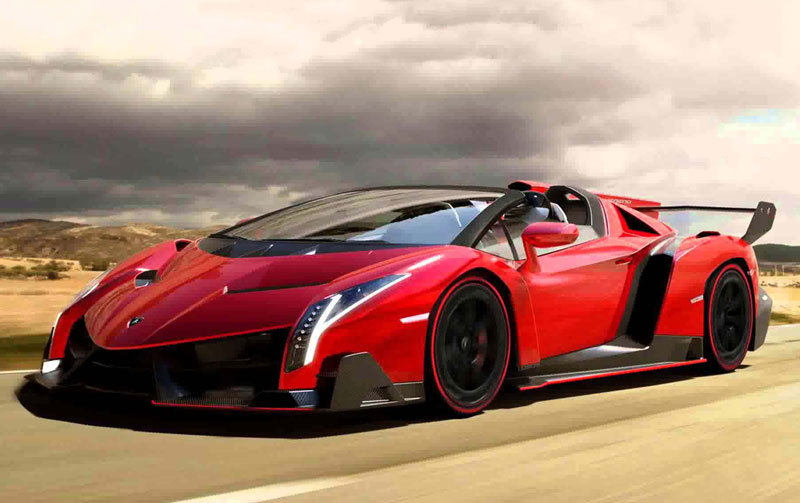 Top 10 xe hơi đắt nhất năm 2016
