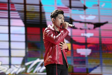 Ồn ào quanh hotboy 16 tuổi thi Sing My Song
