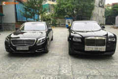 """Rolls-Royce Ghost 27 tỷ biển """"tứ quý"""" 8 tại Tuyên Quang"""